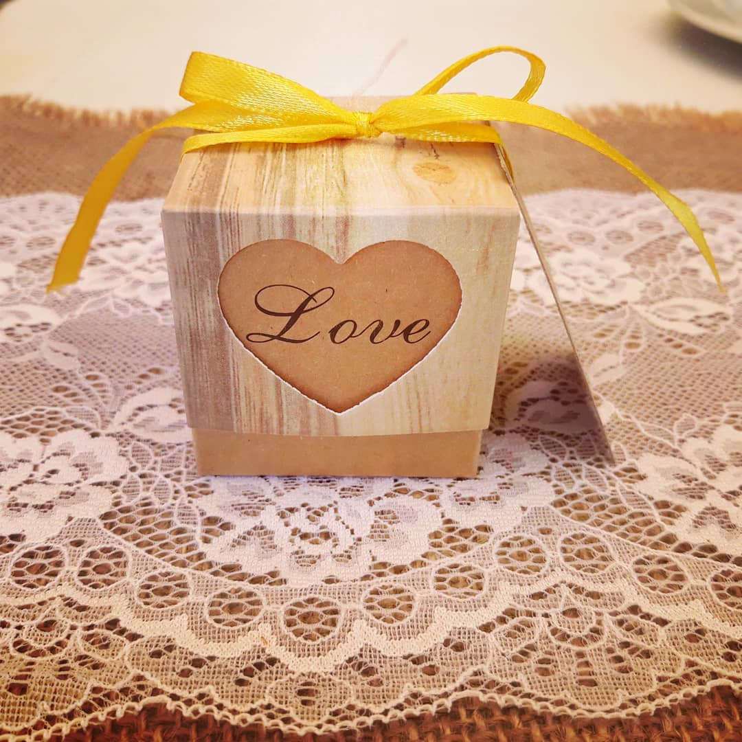 mini craft love box